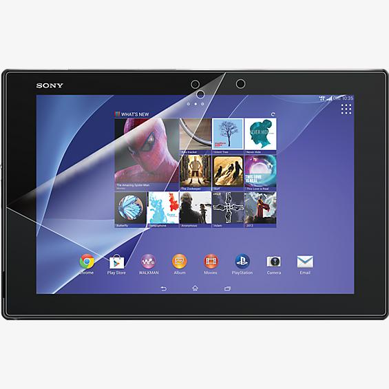 Anti-Scratch Screen Protector for Sony Xperia Z2 Tablet