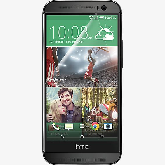 Anti-Scratch Screen Protector for the all new HTC One (M8)