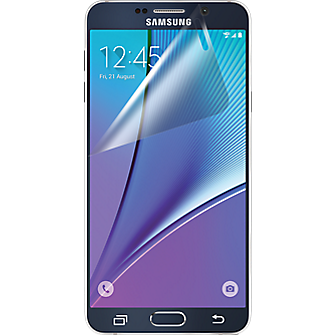 Anti Scratch Screen Protector for Samsung Galaxy Note 5 - 3 Pack