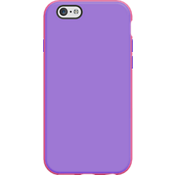 Two Tone Case for iPhone 6/6s - Pink/Purple