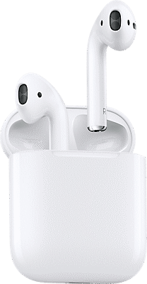 timeless design 1faf7 211d9 AirPods (1st Gen) with Charging Case