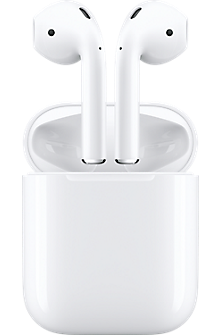 Apple Airpods 2nd Gen With Charging Case Verizon