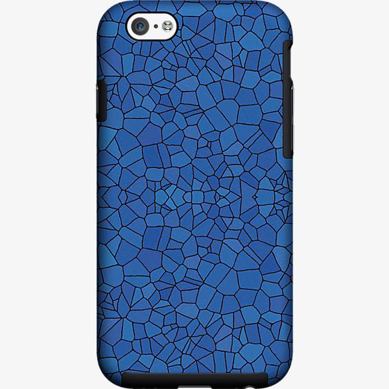 Blue Mosaic Case for iPhone 6/6s