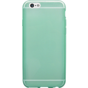 High Gloss Silicone Case for iPhone 6/6s - Mint Green