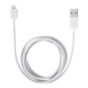 Belkin Data Cable for Apple Lightning, 4'