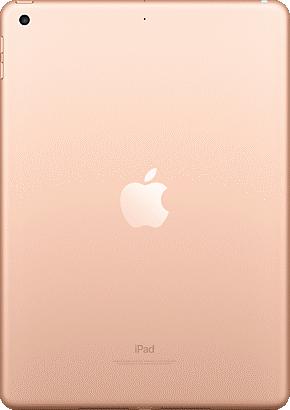 Apple Ipad 9 7 G6 Gold Back