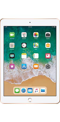 "Apple iPad 5 5th Gen A1823 WiFi + Verizon 4G LTE 9.7/"" DAMAGED BACK 32GB"