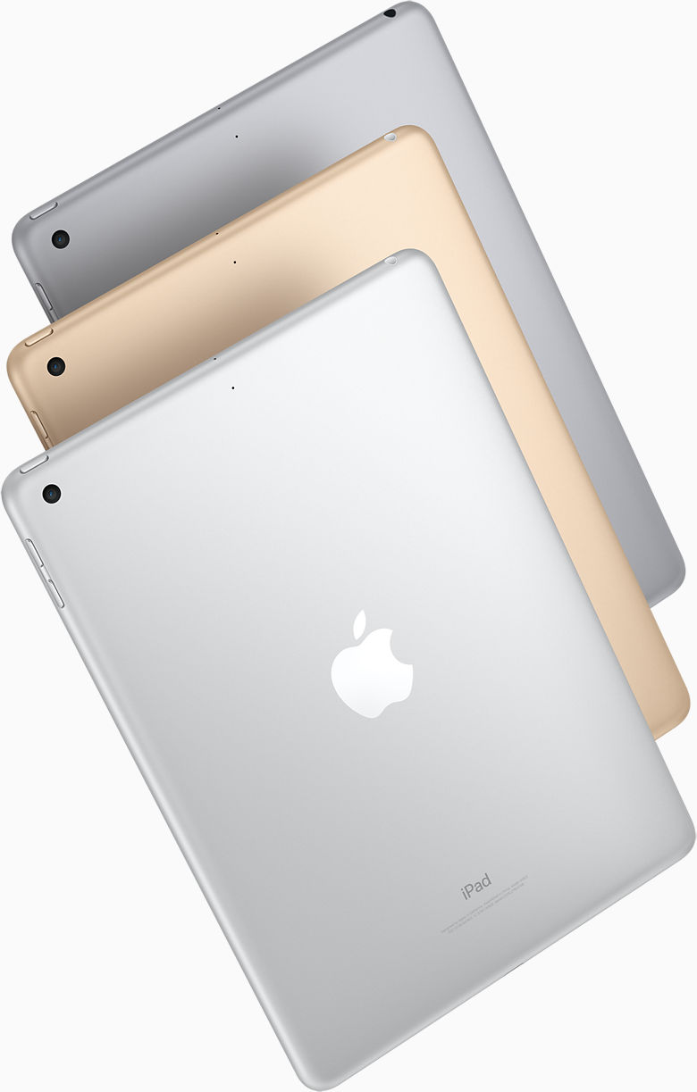 Design: Built to go places. Durable and portable. At just one pound and 7.5 mm thin, iPad is designed to go wherever you go. And it's as durable as it is portable, with an aluminum unibody construction that delivers a reassuringly solid feel. 1lb. light; 7.5mm thin;