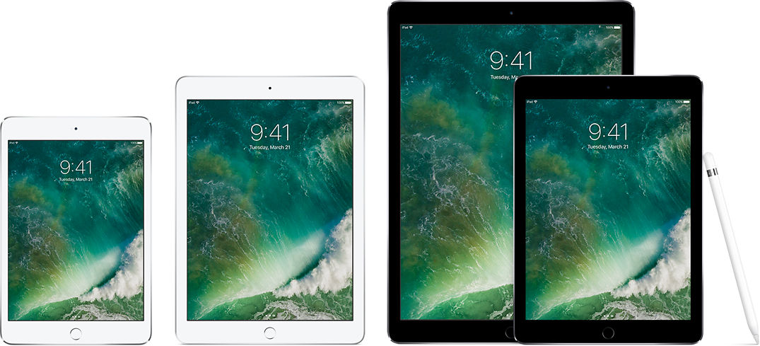 Find the iPad that's right for you. No matter what you're looking to do, you'll find an iPad that fits your needs. Compare.