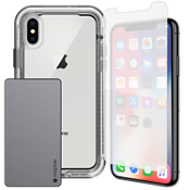 LifeProof NEXT Power & Protection Bundle for iPhone X