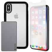 Speck Presidio SHOW Power & Protection Bundle for iPhone X