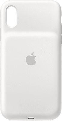 iphone xr apple case white