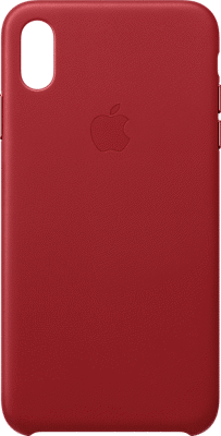 red apple iphone xs max case