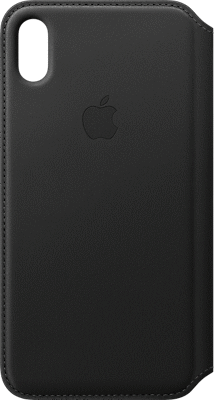 xs folio case iphone