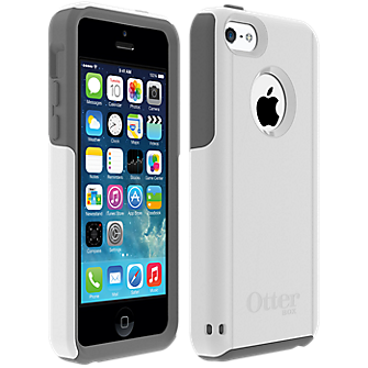 OtterBox Commuter for Apple iPhone 5c - White