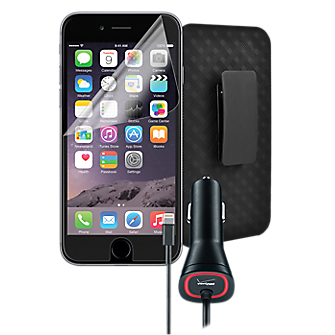 Shell Holster Bundle for iPhone 6/6s