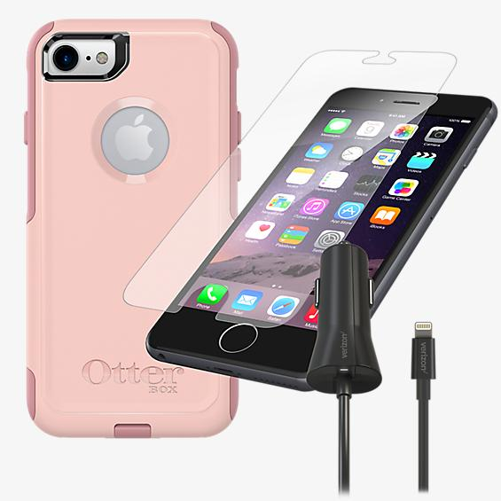 OtterBox Commuter Series Case Bundle for iPhone 8/7/6s/6