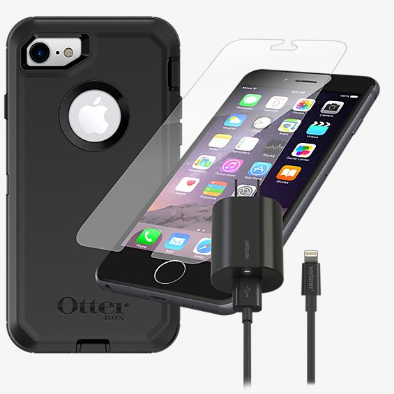 OtterBox Defender Case Bundle for iPhone 8/7/6s/6