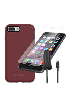 brand new 34c8e f56c5 OtterBox Symmetry Case Bundle for iPhone 8 Plus/7 Plus/6s Plus/6 Plus -  Fine Port