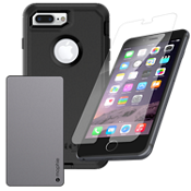 OtterBox Defender Power & Protection Bundle for iPhone 8 Plus
