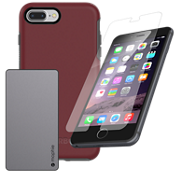 OtterBox Symmetry Power & Protection Bundle for iPhone 8 Plus