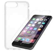 Presidio Clear Protect Bundle for iPhone 8 Plus