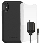 OtterBox Symmetry Case Bundle for iPhone X