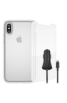 size 40 287be a26c1 Speck Presidio Clear Bundle for iPhone X