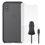Tech21 Evo Check Case Bundle for iPhone X