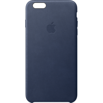 Leather Case for iPhone 6/6s - Midnight Blue