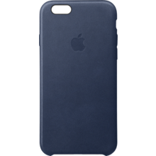 Leather Case for iPhone 6 Plus/6s Plus - Midnight Blue