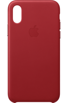 apple iphone xs case leather