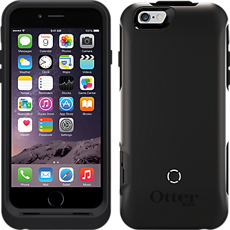 Resurgence Power Case for Apple iPhone 6/6s - Black
