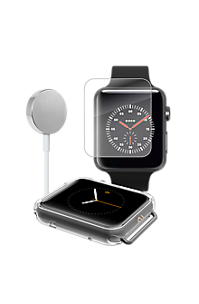 finest selection b1c9d 197a3 Watch Bundle for Apple Watch Series 1, 2 and 3 - 38mm