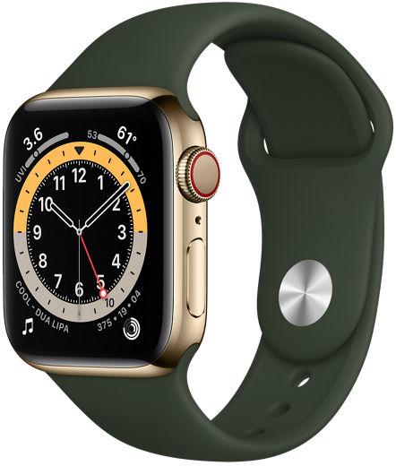Nuevo Apple Watch Series 6: reseñas, especificaciones y más | Verizon