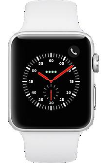 Apple® Watch Series 3 Aluminum 42mm Case - Sport Band