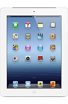 Apple® iPad® con Wi-Fi + 4G
