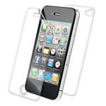 iPhone 4/4s ZAGG Full Body Front and Back Display Protector