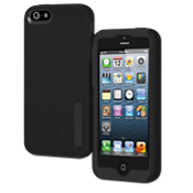 DualPro Case for iPhone 5/5s/SE - Black