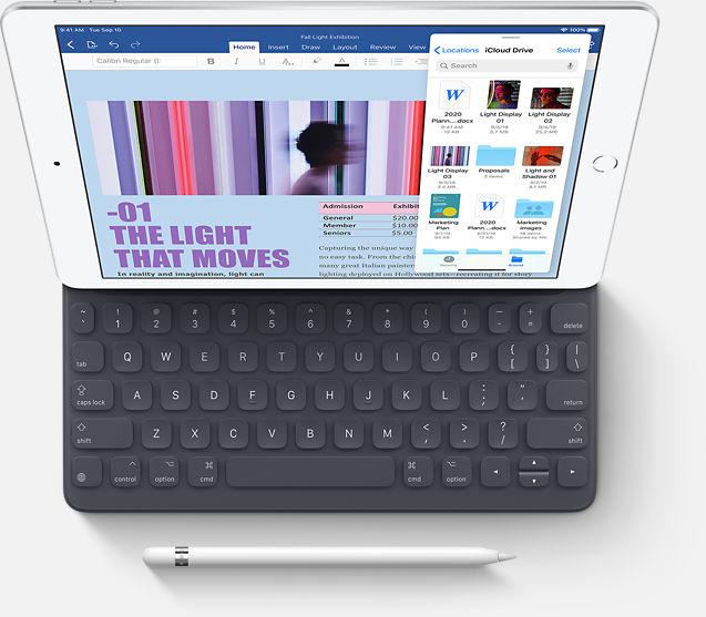 iPad 10.2-inch Smart Keyboard