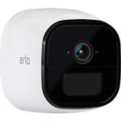 Arlo Go Mobile Security Camera in White