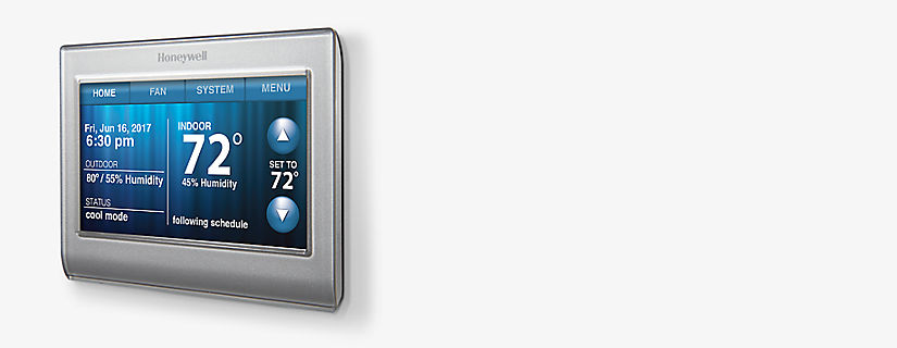Honeywell Means Comfort and Energy Savings
