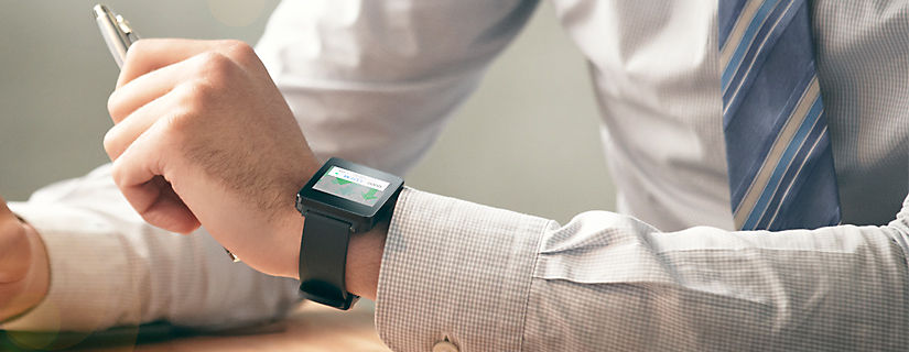 Let the LG G Watch Make Your Life Easier