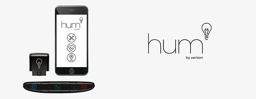 Use hum by Verizon to Turn your Vehicle into a Connected Car