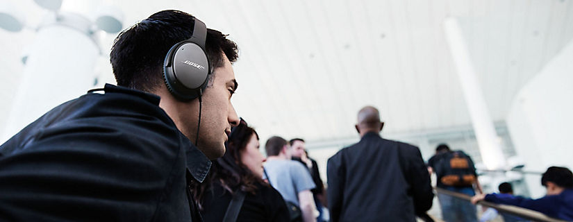 Feel Like You're at a Concert with These Portable Headphones