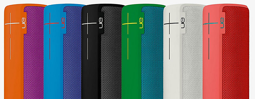 Get the Party Started with the UE BOOM 2 Wireless Bluetooth® Speaker