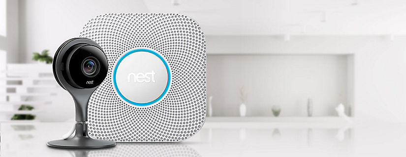 Stay Connected to Your Home with Nest Protect and Nest Cam