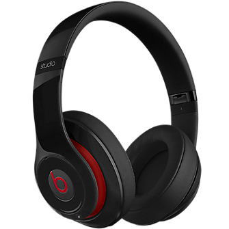 Beats Studio Over-Ear Headphones - Black