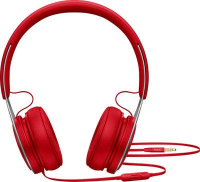 EP On-Ear Headphones - Red