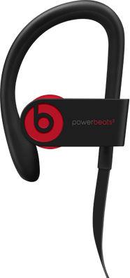 Powerbeats3 Wireless Earphones - Decade Red